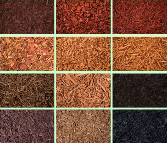 Mulch And Installation Wisconsin Property Services Llc